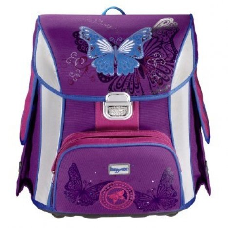 HAMA TORNISTER SZKOLNY BAGGYMAX BUTTERFLY